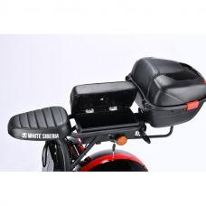 Электроскутер CityCoco WS-PRO 2WD (4000W) 20Ah - Черный