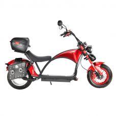 Электроскутер Citycoco WS Wild Wheel 3950W - Красный