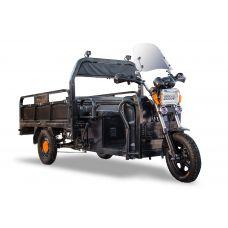 Грузовой электрический трицикл Rutrike D4 1800 с блокировкой заднего моста 60V1500W LUX