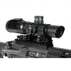 Оптический прицел Leapers Accushot Tactical 1-4.5x28 (арт.SCP3-145IECDQ)