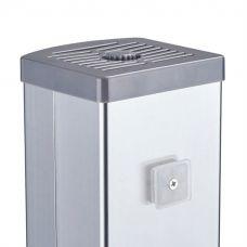 Бактерицидный рециркулятор воздуха Армед СH 111-115 (металлический корпус - серебро)