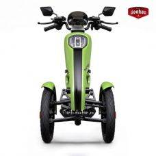 Электроскутер Doohan iTango Classic 1000W зелёный