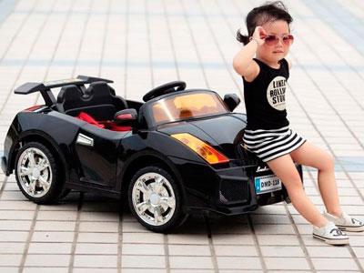 электромобили детские