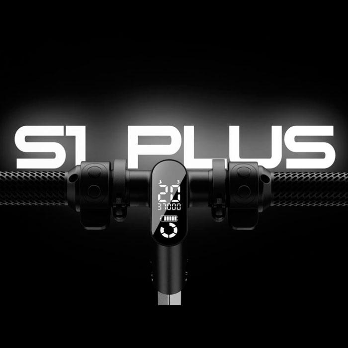 Kugoo S1 Plus дисплей